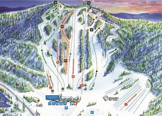 Centre de ski Edelweiss